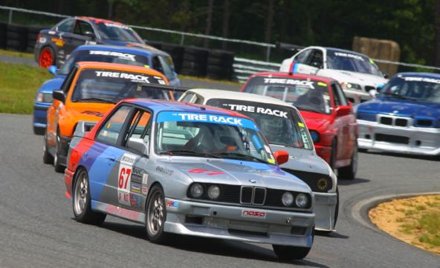 Thunderbolt Club Race with NASCAR K&N