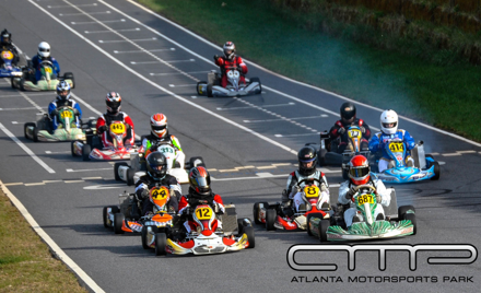 2019/2020 AMP Kart Winter Series Round 2