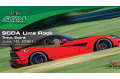 SCDA- Lime Rock Park- Track Day Event- June 10th