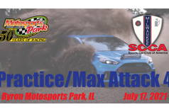 Practice/Max Attack 4 - Milwaukee Region SCCA