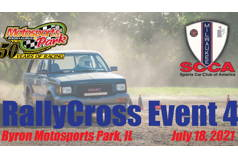 RallyCross Event 4 - Milwaukee Region SCCA