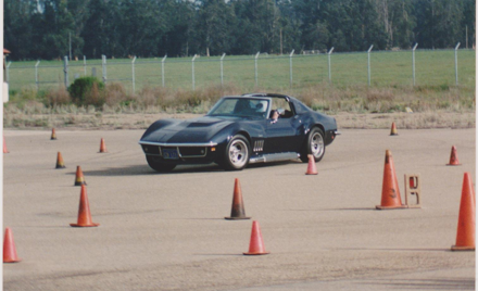 Autocross VTV - April 25, 2020