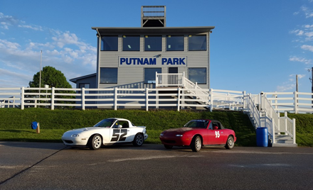 SCCA Open Time Trial/Track Event #2 @ Putnam Park
