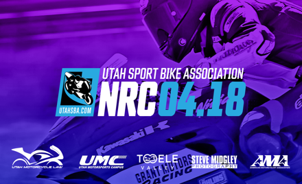 UtahSBA UML New Racer Certification NRC | April 18