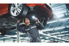 Boston: Undercarriage Tech BMW Boston
