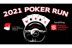 Poker Run for Phoenix Children's Hospital