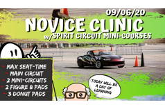 NOVICE DRIFT CLINIC - 09/06/2020