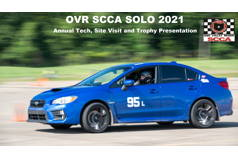 OVR Solo 2021 - Annual Tech, Site Visit & Trophies