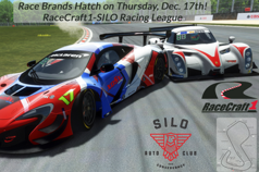 RaceCraft1-SILO Racing League Fall-Winter Round 8