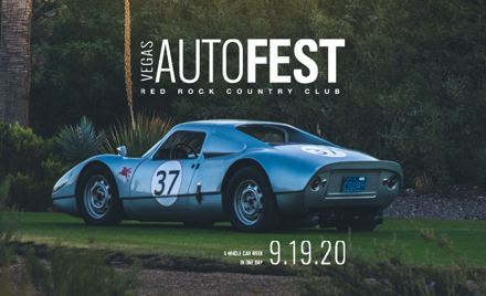 Vegas AutoFest 2020 by Red Rock Country Club