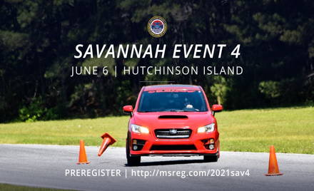 Savannah Solo Event 4