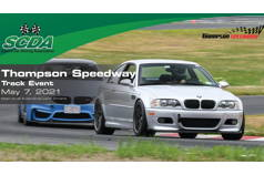 SCDA- Thompson Speedway- Track Day- May 7th