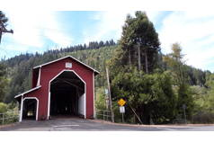 Aufderheide Covered Bridges Tour 2021
