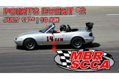 MBR SCCA 2020 Points Event 2