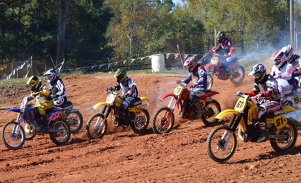 VMX Lake Sugar Tree MX Park - Preston Petty Prod