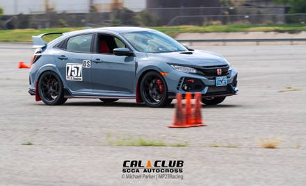 CAL CLUB Autocross & Test n' Tune May 15-16