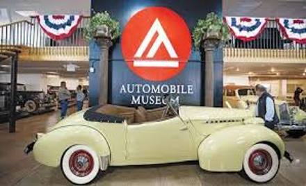 Academy of Art Automobile Museum Tour**CANCELLED**