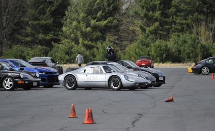 2020 NCR Loaves & Fishes Autocross