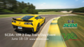 SCDA- VIR - 2 Day HPDE Track Event- June 18-19