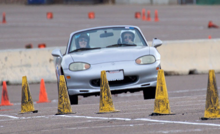 SDR-SCCA SOLO CHAMPIONSHIP #2