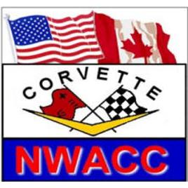 Northwest Association of Corvette C @ Sanderson Field