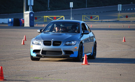 Women's Car Control & Autocross Clinic