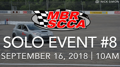 MBR SCCA Event #8 2018