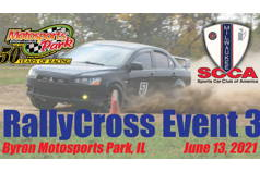 RallyCross Event 3 - Milwaukee Region SCCA