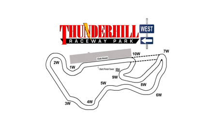 PrivateTrack Day @ Thunderhill West - 35 cars only