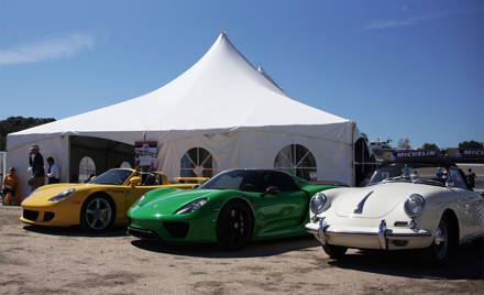 Porsche Club of America- Rolex Monterey Car Corral