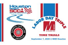 Labor Day Triple Time Trials