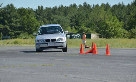 Boston BMW CCA Autocross Special Event