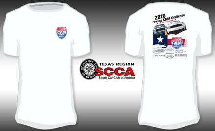 TX Region CAM T-Shirt