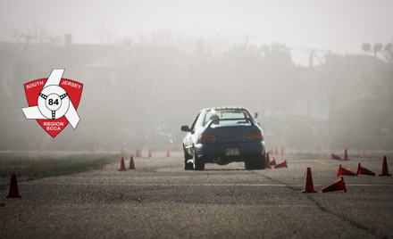 SJR SCCA 2020 Solo Event 8