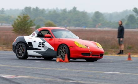 2021 NCR Loaves & Fishes Autocross