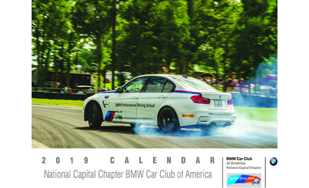 OFFICIAL 2019 NCC WALL CALENDAR SALE