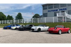SCCA Time Trial/Track Event 1 @ Putnam Park