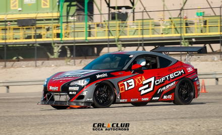 CAL CLUB Autocross & Test n' Tune March 6-7