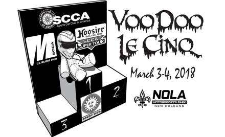 Voodoo le Cinq Hoosier Tires SCCA Super Tour