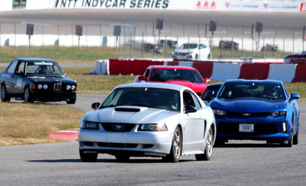 St. Louis Region SCCA PDE Track Event #3