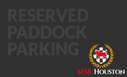 CVAR Reserved Paddock Parking