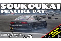 Soukoukai Practice Day - Drift Event - 12/12/2020