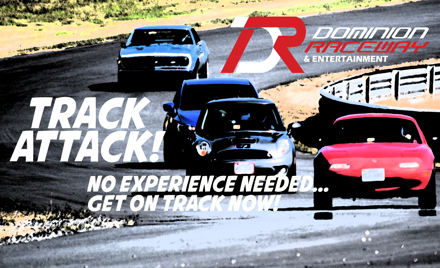DR Track Attack Saturday 10/24/20