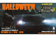 HALLOWEEN NIGHT TOUGE - Open Lapping