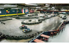 BMW CCO at Top karting