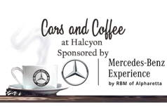 MBCA June Cars and Coffee at Halcyon