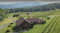 Drive, Dine and Wine to Fox Meadow Winery