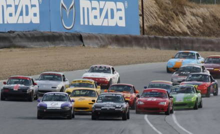 Laguna Seca Annual Test Day