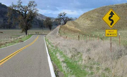 PCA-SDR Back Country Roads Tour - Sun 15 Mar 2020
