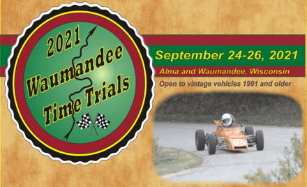 Vintage Time Trials LLC @ Waumandee Time Trials